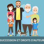 succession et droits d'auteur